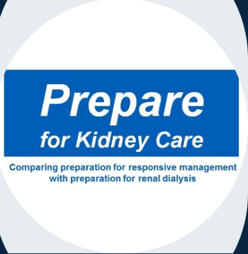 Prepare for Kidney Care Trial